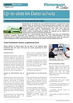 das-datenschutz-team - up-to-date II/2016