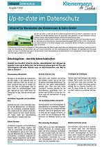 das-datenschutz-team - up-to-date II/2020