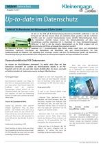 das-datenschutz-team - up-to-date IV/2017
